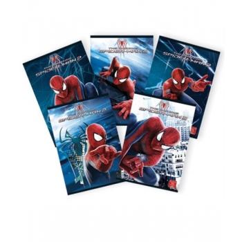 Caiet A5 48F Aritmetica Licente Spiderman