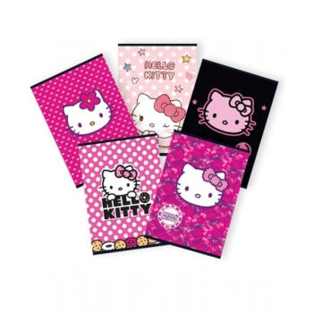 Caiet Tip I Licente Hello Kitty