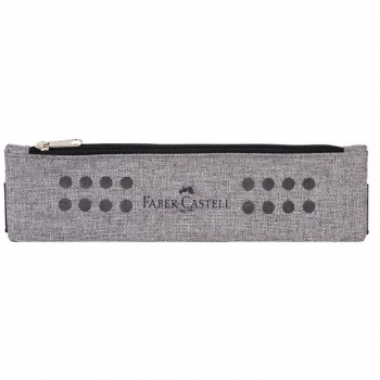 Etui Instrumente De Scris Grip Melange Faber-Castell