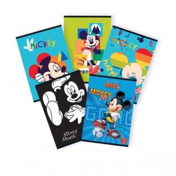 Caiet Capsat A5 24 Tip 2 Premium Mickey  Pigna