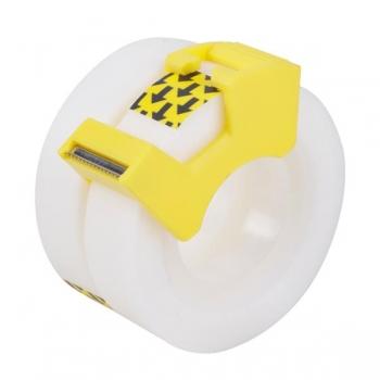 Dispenser Banda Adeziva 2x12mmx18.3m Deli