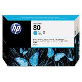 Cartus cerneala HP nr. 80 Color C4846A
