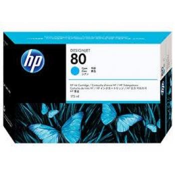 Cartus cerneala HP nr. 80 Color C4872A