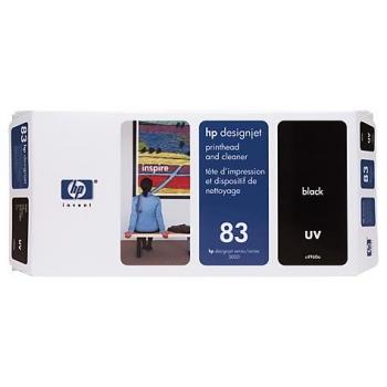 Cartus cerneala HP nr. 83 Negru C4960A