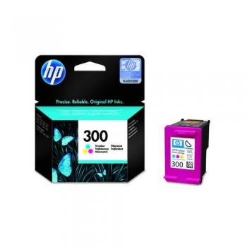 Cartus cerneala HP nr. 300 Color CC643EE