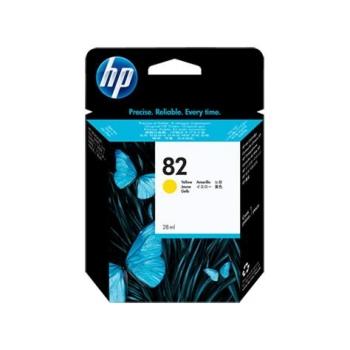 Cartus cerneala HP nr. 82 Color CH568A