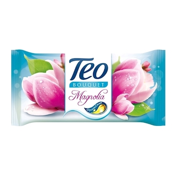 Sapun Teo Bouquet, magnolie, 75 g
