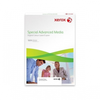 Autocolant Poliester Alberta 1/SRA3 230G 250/Top Transparent Xerox