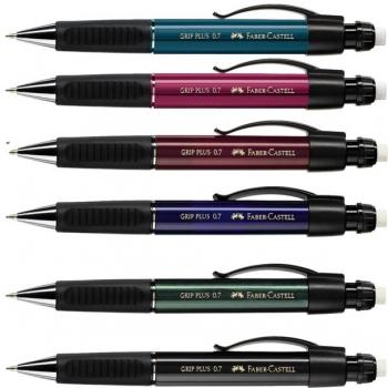 Creion Mecanic 0.7mm Grip Plus 1307 Faber-Castell