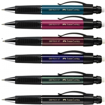 Creion Mecanic 0.7mm Grip Plus 1307 Faber-Castell