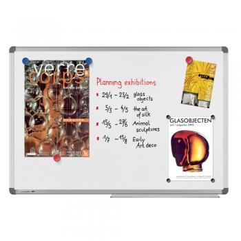 Tabla magnetica Legamaster Universal, 90 x 120 cm