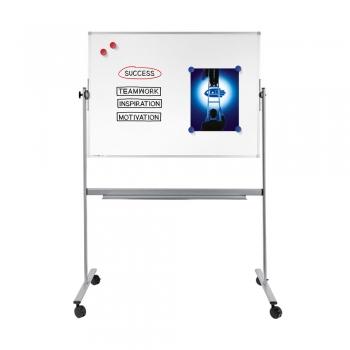 Tabla rotativa Legamaster, magnetica, 90x120 cm