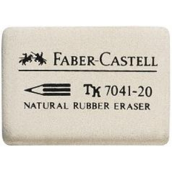 Radiera Creion 7041 Faber-Castell