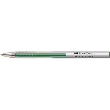 Pix Cu Gel 0.7mm True Gel Verde Faber-Castell