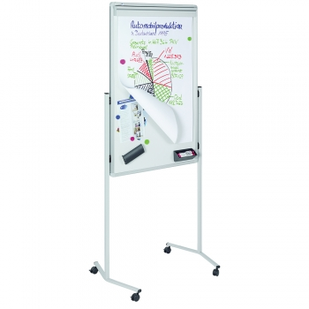 Tabla multifunctionala Legamaster, magnetica, 120x75 cm