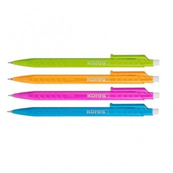 Creion Mecanic 0.7mm Culori Asortate Grafitos Kores