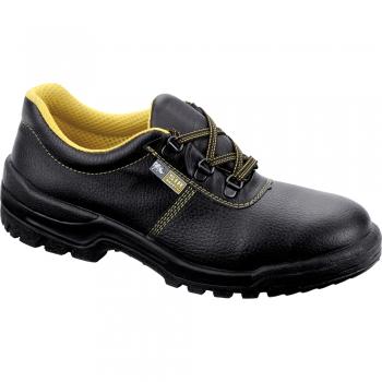 Pantofi protectie, Sir Safety, Plesu S3 SRA, marimea 45, negru