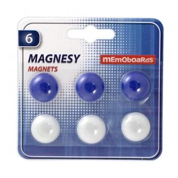 Magneti Whiteboard 20mm Memoboards