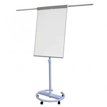 Flipchart Magnetic Cu Brate Si Roti 105x68cm Professional Memoboards