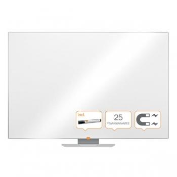 Whiteboard Magnetic Rama Aluminiu Prestige Nobo