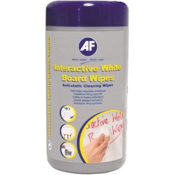 Servetele Curatare Whiteboard 100/Set AF