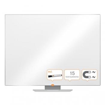 Whiteboard Magnetic Otel Nano Clean Clasic Nobo