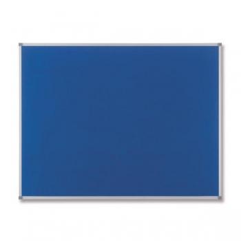 Panou Material Textil Albastru 600x450mm Nobo