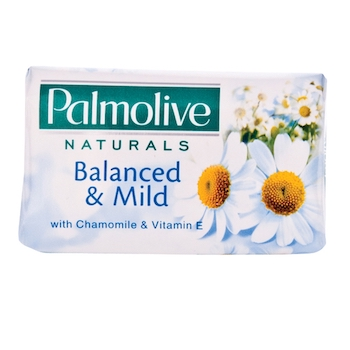 Sapun Palmolive Naturals, musetel si vitamina E, 90 g