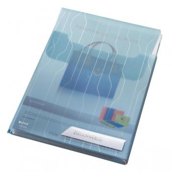 Mapa Plastic 150 Coli 20 mm 3 Buc/Set Combifile Jumbo Leitz