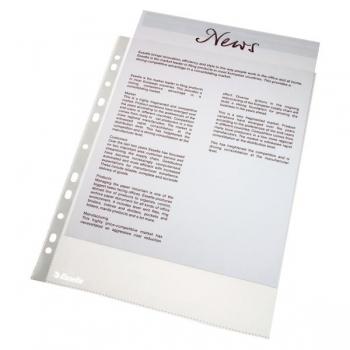 Folie Protectie A4 38 microni Esselte