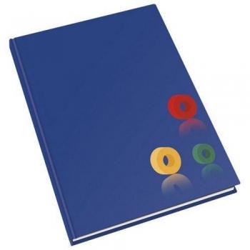Registru A4 192 File Monocrom Culori Asortate Educa