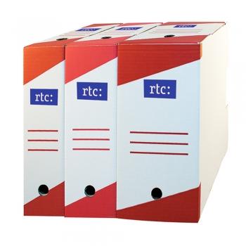 Cutie de arhivare RTC, 330x255x80 mm, 10 bucati/set