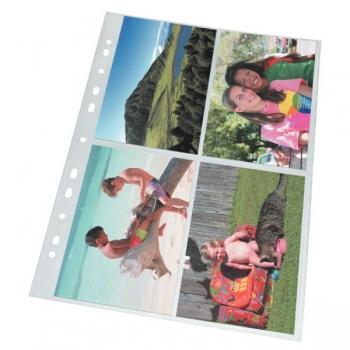 Folie Protectie Fotografii A4 10/Set
