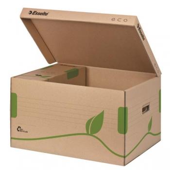 Container de arhivare Eco Cu Capac Esselte