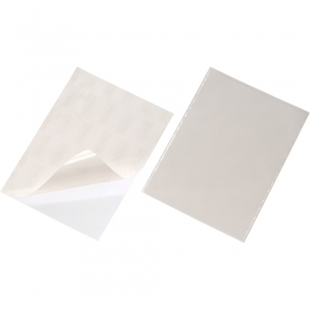 Buzunare Durable Pocketfix, autoadezive,  297 x 210 mm, 3 bucati/set