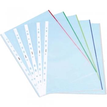 File de protectie Noki, margine color, 105 microni, 25 bucati/set