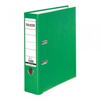 Biblioraft Falken plastifiat, 50 mm, verde deschis