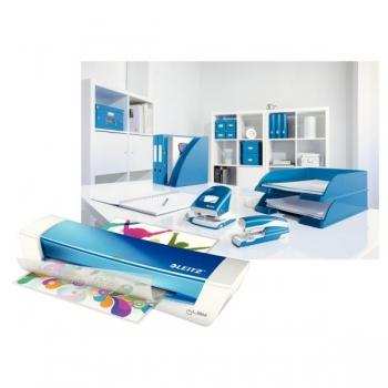 Laminator A4 Ilam Home Office Albastru Leitz
