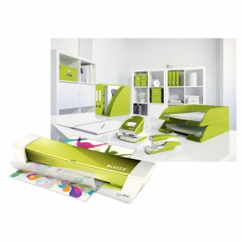 Laminator A4 Ilam Home Office Verde Leitz