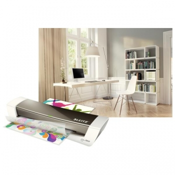 Laminator A4 Ilam Home Office Gri Leitz