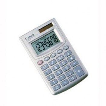 Calculator Buzunar 8Digiti LS270HBL Canon