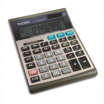 Calculator Birou 12Digiti Taxe HMS003 Noki