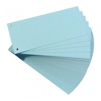 Separatoare Falken, color,  105 x 240 mm, albastru