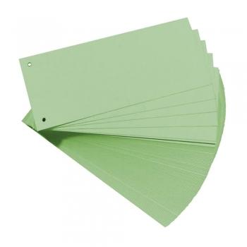 Separatoare Falken, color,  105 x 240 mm, verde