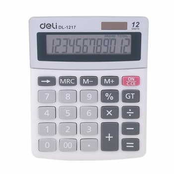 Calculator Birou 12Dig 1217 Deli
