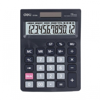 Calculator Birou 12Dig 1519A Deli