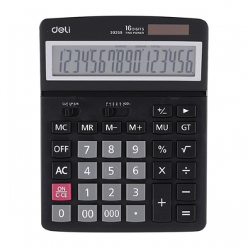 Calculator Birou 16Dig 39259 Deli