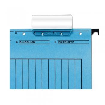 Suport plastic pentru etichete Falken, 50 bucati/set