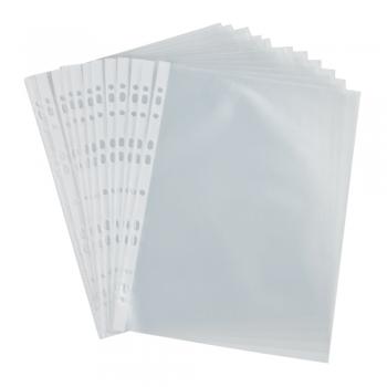 File de protectie Falken Cristal, grosime 80 microni, 100 bucati/set