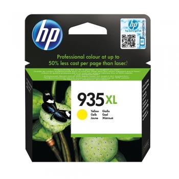 Cartus cu cerneala original HP C2P26AE, 825 pagini, galben